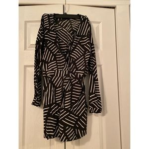 Urban Outfitters Motel NWT Black/White Med Romper